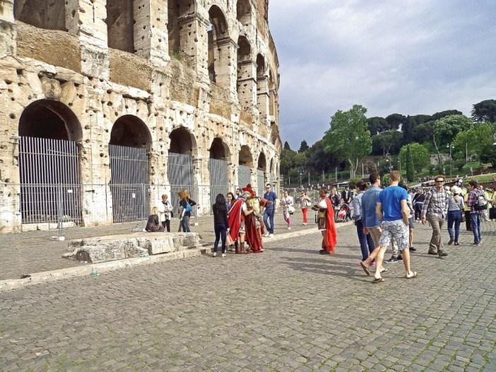 Экскурсия в Колизей - Рим, Италия