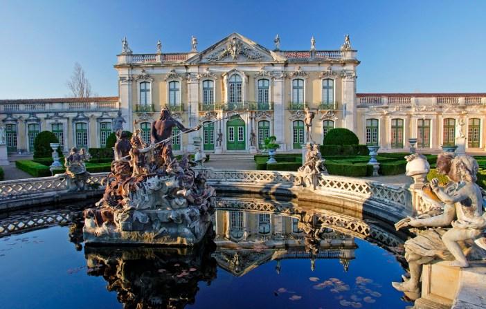 Загородные поездки из Лиссабона: дворец Келуш