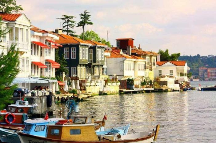 Экскурсии из Стамбула — Принцевы Острова