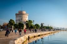 Салоники, Греция — все о Салониках, где остановиться, как добраться