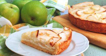 Цветаевский яблочный пирог — рецепт приготовления
