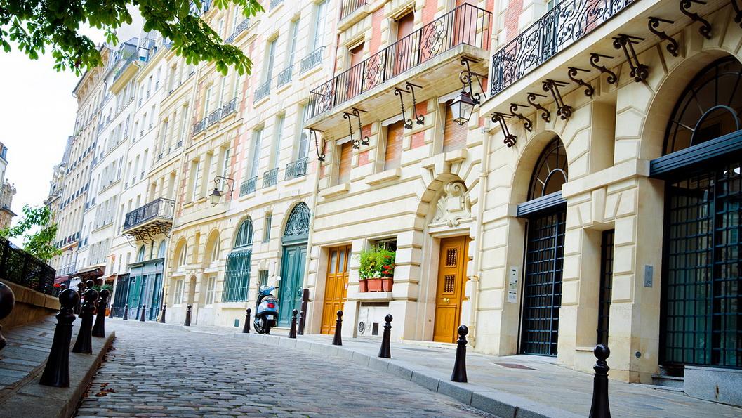 Топ-13 не туристических мест Парижа