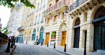 Не туристические места Парижа
