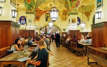 Пивной ресторан Хофбройхаус, Мюнхен — как добраться, что заказать
