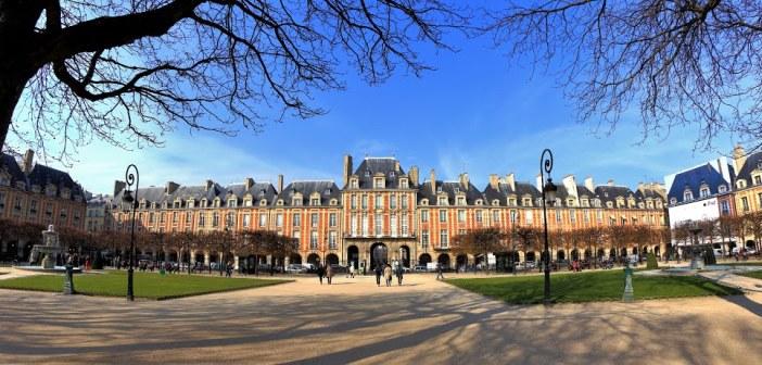 Площадь Вогезов, Париж — как добраться, где поесть, отели