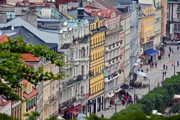 Куда можно съездить из Праги: Карловы Вары