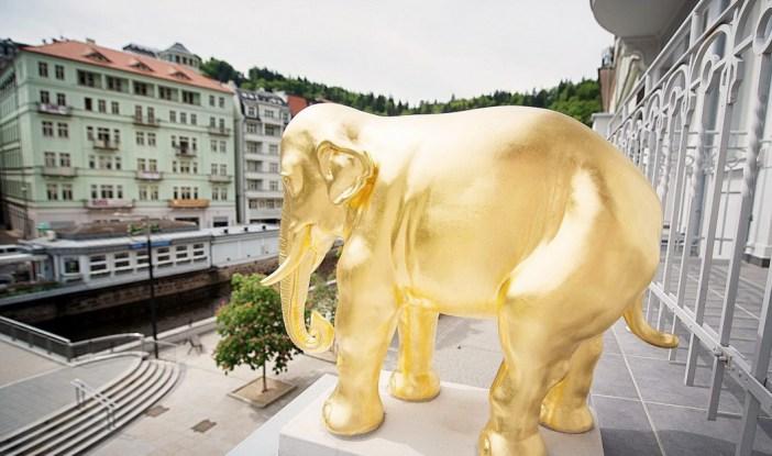 Кафе Elephant: одно из знаковых мест Карловых Вар