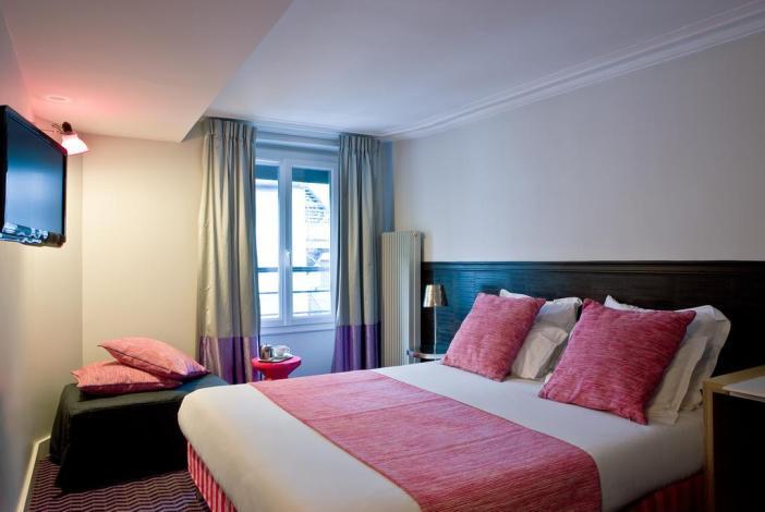 Двухместный номер в Hotel Antin Trinité (Париж, Франция)