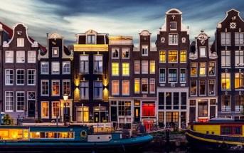 Крупные города Бенилюкса — Амстердам