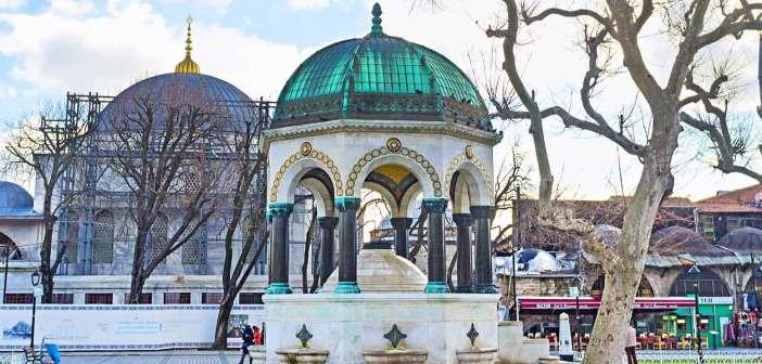 Фонтаны Стамбулы, которые нельзя пропустить (фото, описание, координаты)
