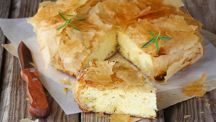 слоеный сырный пирог рецепт с фото штаны стесняют движений