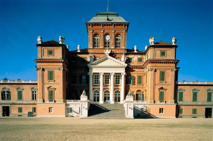 Поездка в замок Раккониджи из Турина