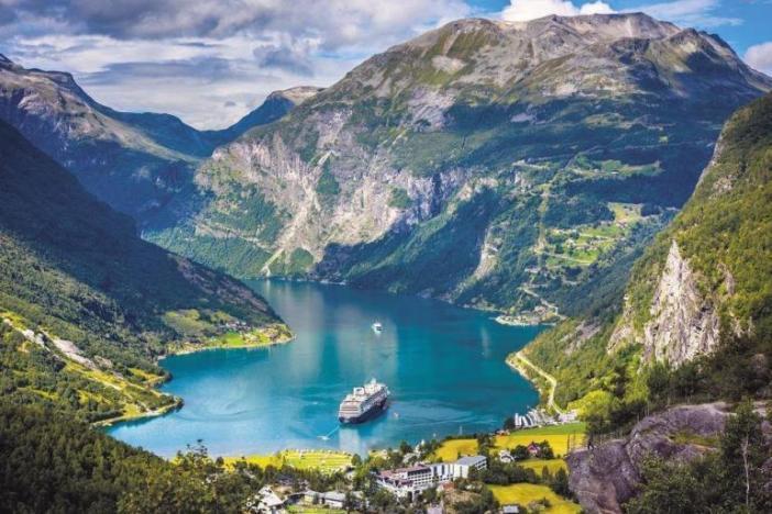 Королевства мира: Норвегия