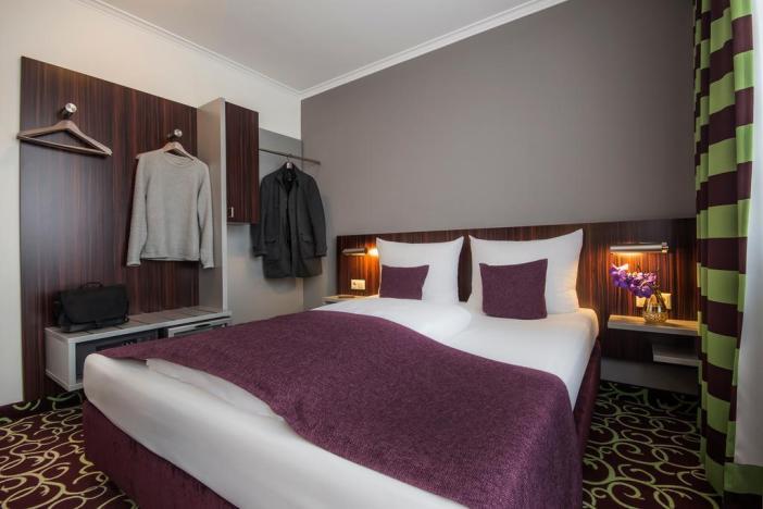 Отели в районе вокзала Мюнхена: Hotel Metropol