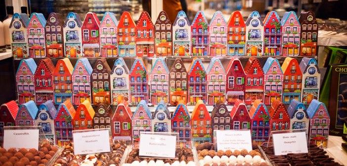 Брюгге на Рождество: развлечения, рождественская ярмарка, еда и сувениры