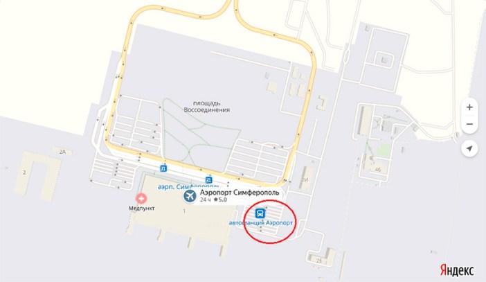 Из аэропорта в Севастополь: как доехать на автобусе