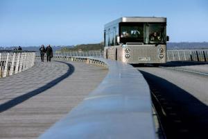 Как добраться до Мон-Сен-Мишель: шаттл Passeur