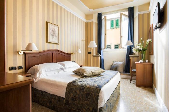 Где остановиться во Флоренции: Hotel Silla