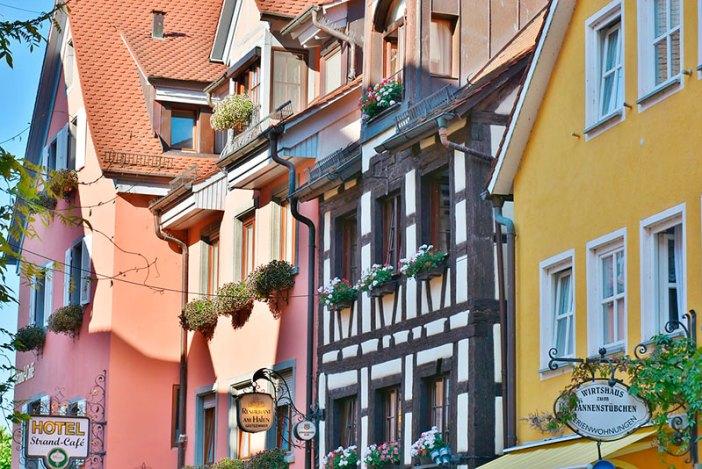 Куда съездить из Штутгарта: Меерсбург