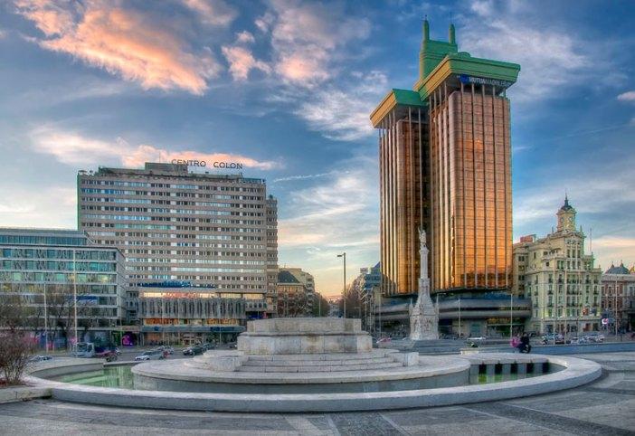 Площадь Колумба (Plaza de Colón)