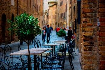 Экскурсии из Сиены: улицы Сан-Джиминьяно