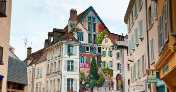 Шартр, Франция — как добраться из Парижа на поезде (TER)