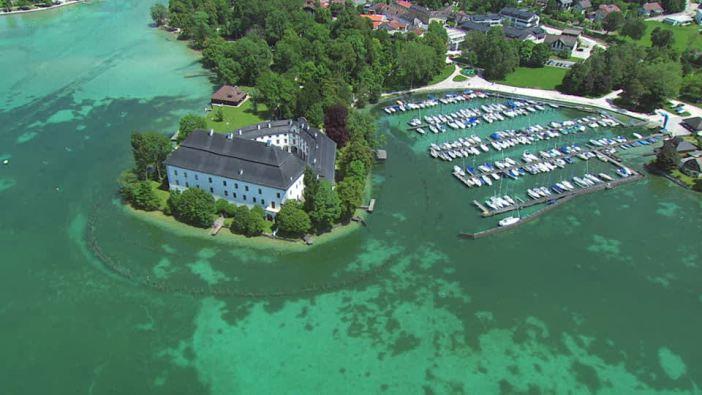 Озера Австрии для отдыха: Аттерзе