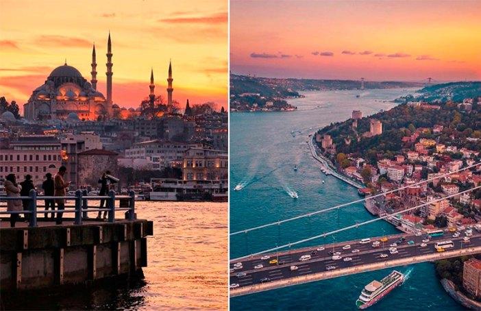 Отдых в Стамбуле весной: погода и экскурсии