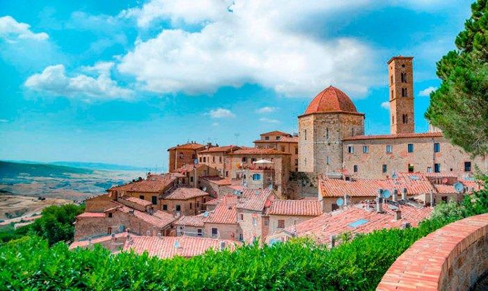 Из Флоренции на один день: Вольтерра