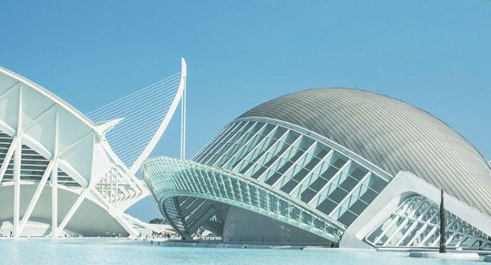 Город искусств и науки (Валенсия, Испания)