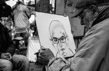 Экскурсия по Монмартру: художники на площади Тертр