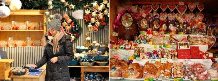 Рождественская ярмарка Altwiener Christkindlmarkt в Вене