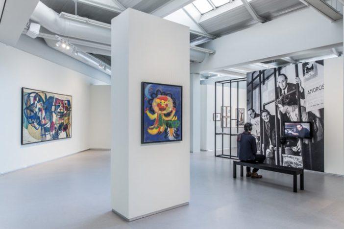 Художественный музей Cobra (Амстердам, Нидерланды)