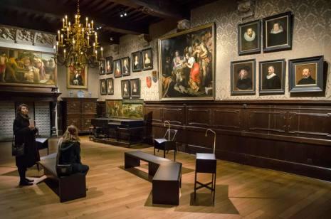 Музей Плантена — Моретуса в Антверпене