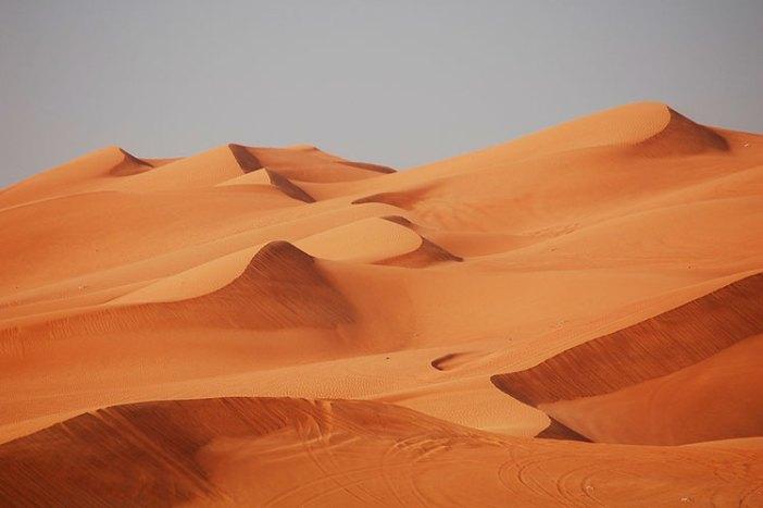 Дубай в апреле: развлечения и поездки