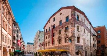 Hotel Goldener Adler Innsbruck (Инсбрук, Австрия)