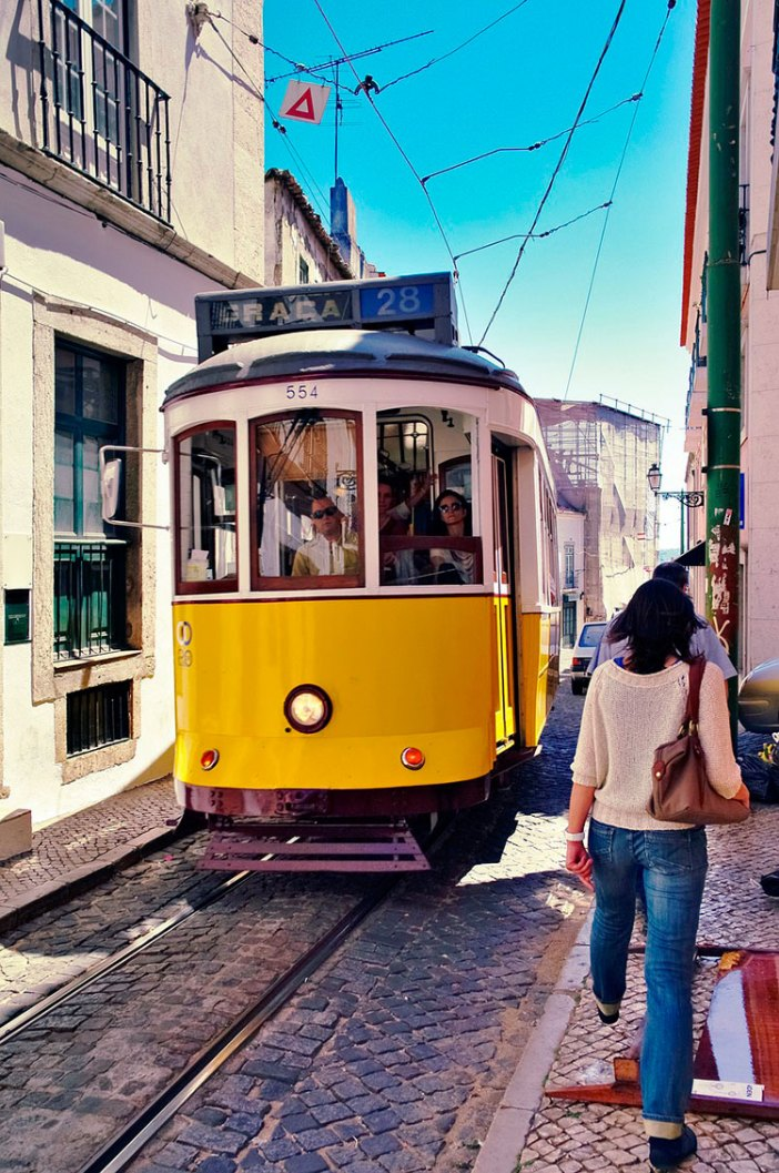 Районы Лиссабона: Алфама