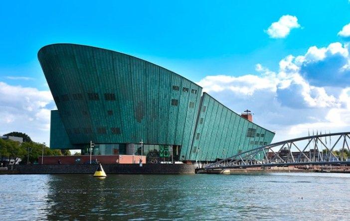 В Амстердам с ребенком: музей Nemo