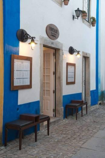 Vintage — Tapas & Winebar (Обидуш, Португалия)