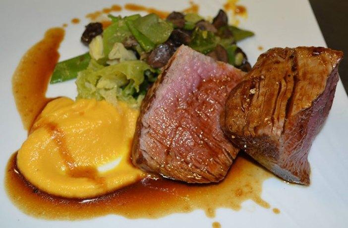 Где поужинать в Париже: La Ferrandaise