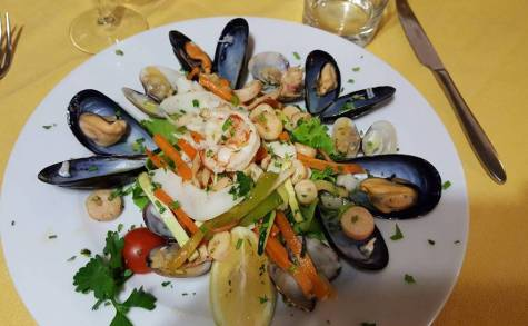 Рестораны Генуи: ужин в Vegia Zena