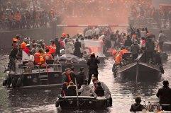День короля в Амстердаме, Нидерланды