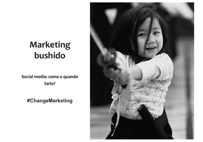 marketing bushido