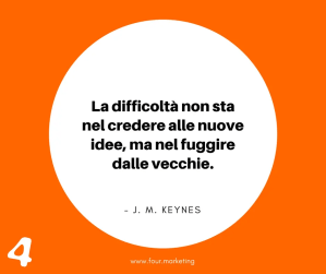 FOUR.MARKETING - J. M. KEYNES