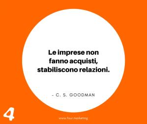 FOUR.MARKETING - C. S. GOODMAN