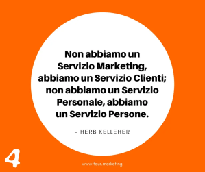 FOUR.MARKETING - HERB KELLEHER