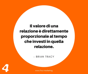 FOUR.MARKETING - BRIAN TRACY