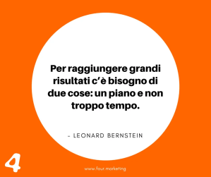 FOUR.MARKETING - LEONARD BERNSTEIN