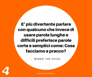 FOUR.MARKETING - WINNIE THE POOH