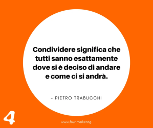 FOUR.MARKETING - PIETRO TRABUCCHI